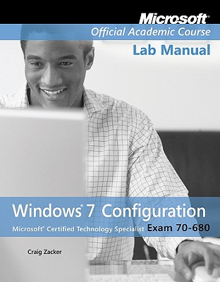[Lab Manual] 70-680 By Microsoft Official Academic Course (COR)